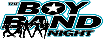 Logo Boy Band night